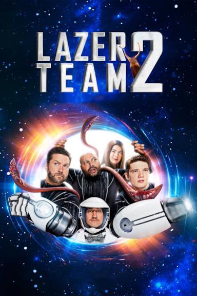 Poster Lazer Team 2