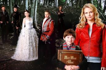 Il cast della prima stagione di C'era una volta