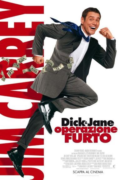 Poster Dick & Jane - Operazione furto
