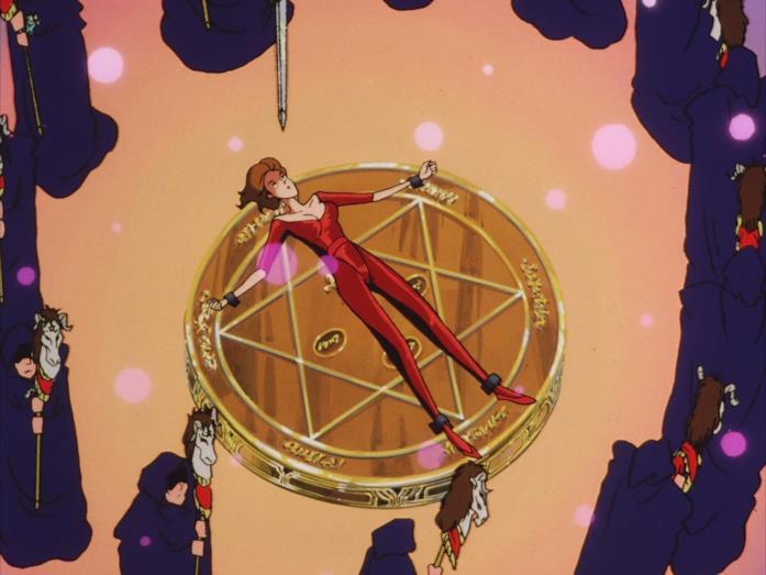 Fujiko e la lega dei 3 Massoni