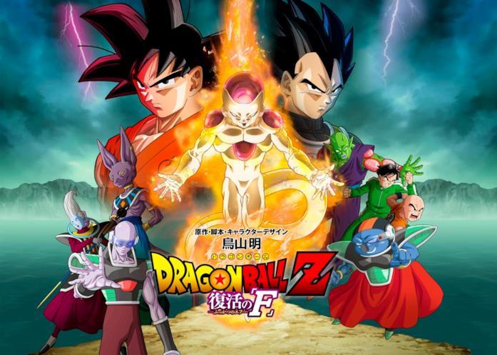 Golden Freezer vs Goku e Vegeta Super Saiyan Blue