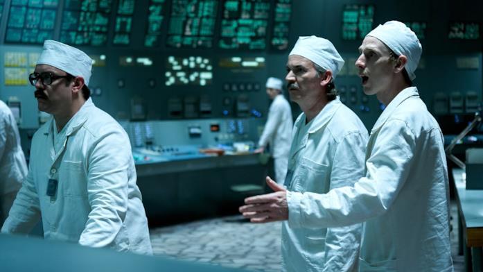 Chernobyl: Sam Troughton