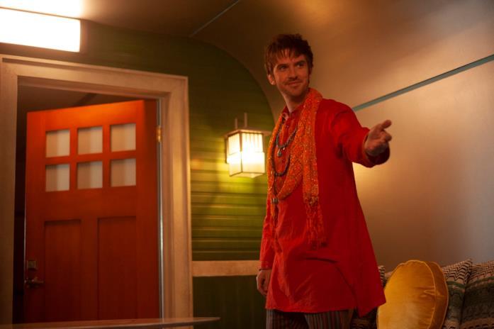 David Heller nella terza stagione di Legion