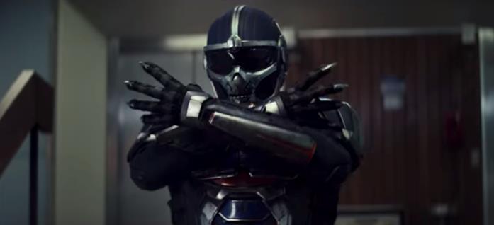 Taskmaster tira fuori gli artigli