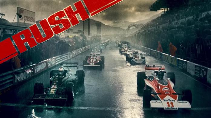 Immagine promozionale di Rush