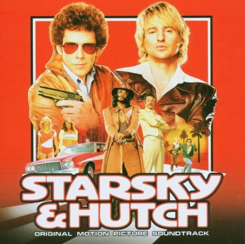 Starsky & Hutch, la copertina della colonna sonora