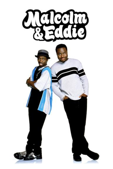 Poster Malcolm & Eddie