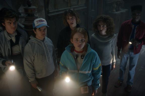 Stranger Things 4: il teaser e le prime immagini della nuova stagione