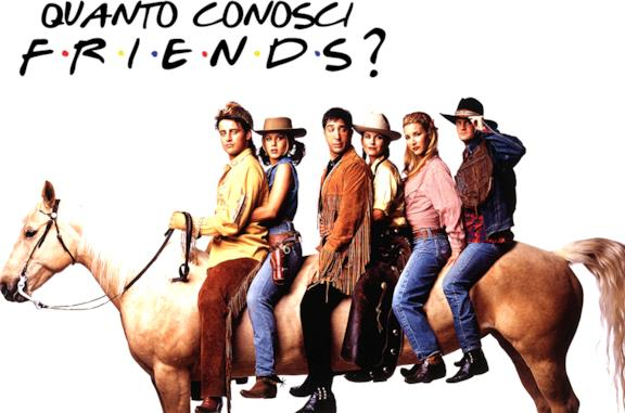 Quanto conosci Friends?