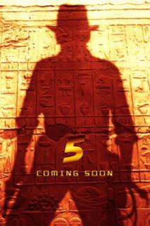 Poster Indiana Jones 5