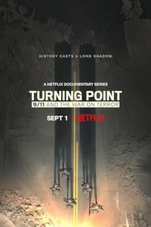 Poster Turning Point: l'11 settembre e la guerra al terrorismo