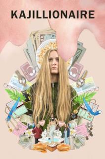 Poster Kajillionaire  - La truffa è di famiglia