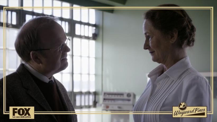Episodio 7: Quando Pam annuncia a suo fratello l'arrivo di due gravidanze a Wayward Pines. Un'umanità inaspettata.