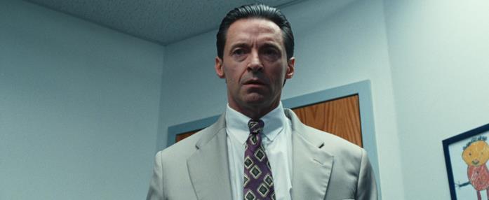 Hugh Jackman nel ruolo di Frank Tassone