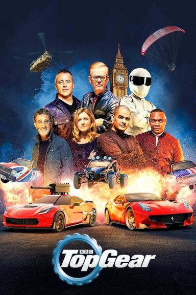 Poster Top Gear