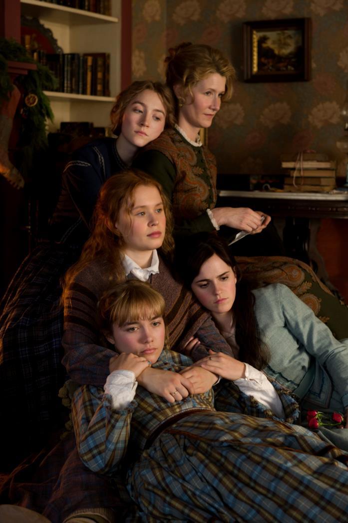 Piccole donne - le protagoniste del film di Greta Gerwig
