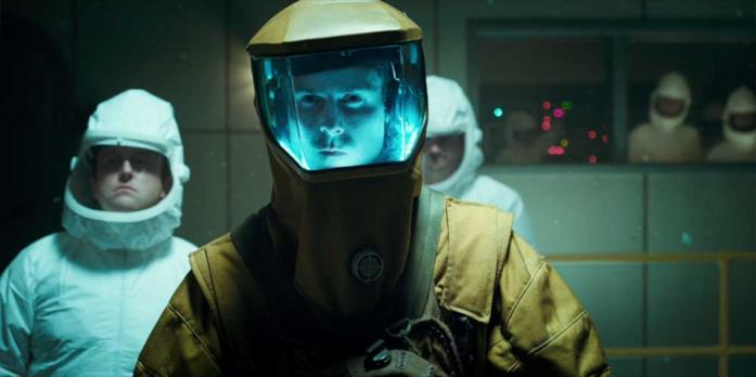 Shepard in Stranger Things