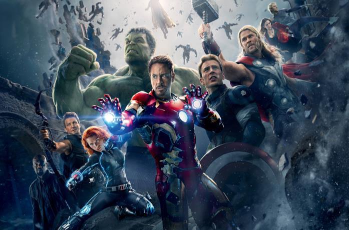 I protagonisti di Avengers: Age of Ultron