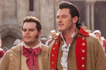 LeFou e Gaston ne La Bella e la Bestia
