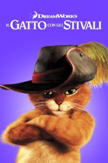 Poster Il gatto con gli stivali