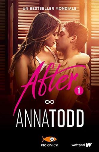 Libro After di Anna Todd