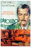 Poster Divorzio all'italiana