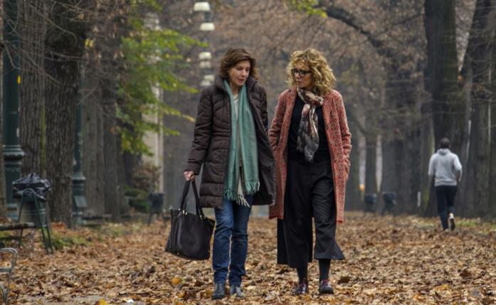 Margherita Buy e Valeria Golino in una scena de La vita possibile