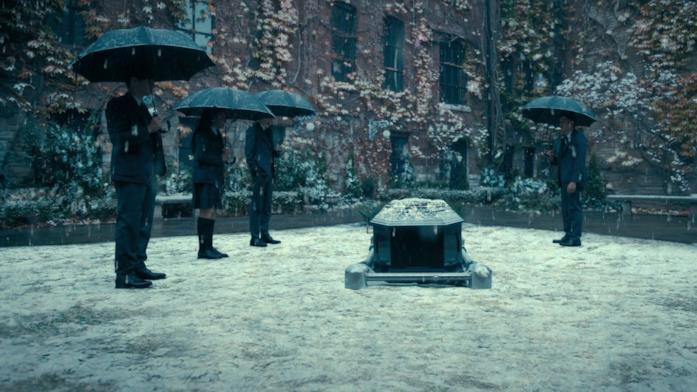The Umbrella Academy: il funerale di Ben