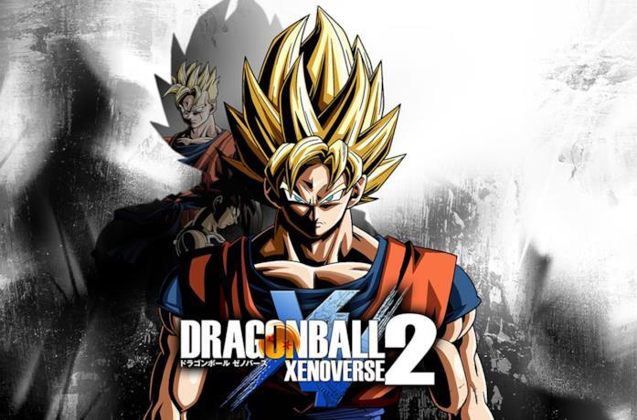 Una locandina di Dragon Ball Xenoverse 2