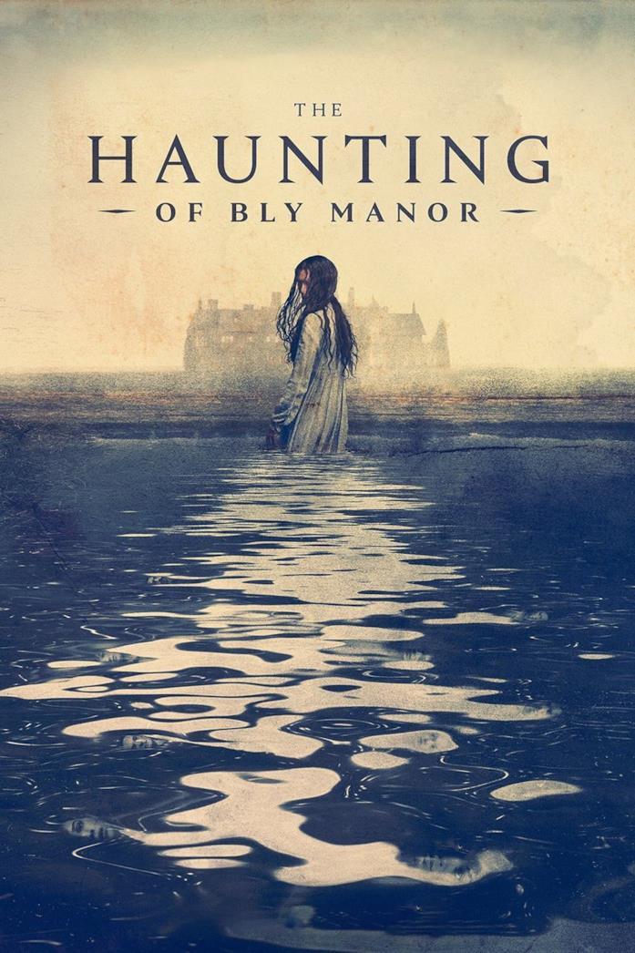 Un fantasma nella locandina di The Haunting of Bly Manor