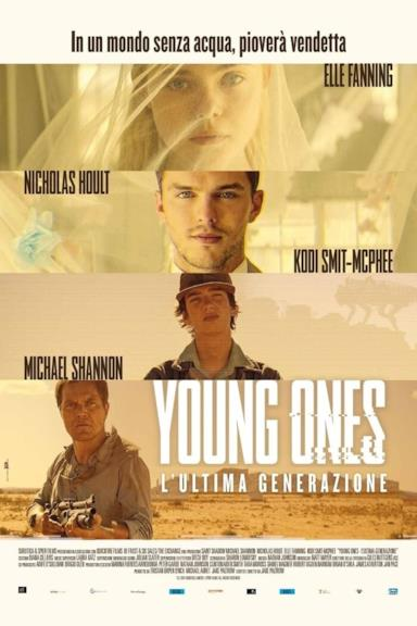 Poster Young Ones - L'ultima generazione