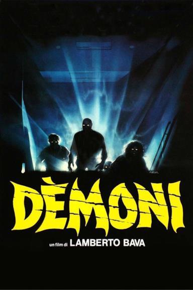 Poster Dèmoni