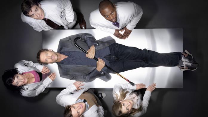 Scena di Dr. House