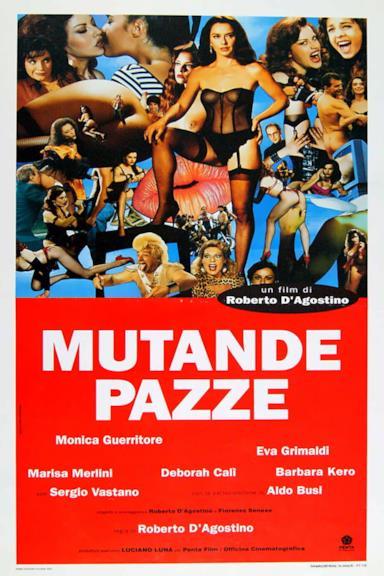 Poster Mutande pazze