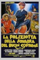 Poster La poliziotta della squadra del buon costume