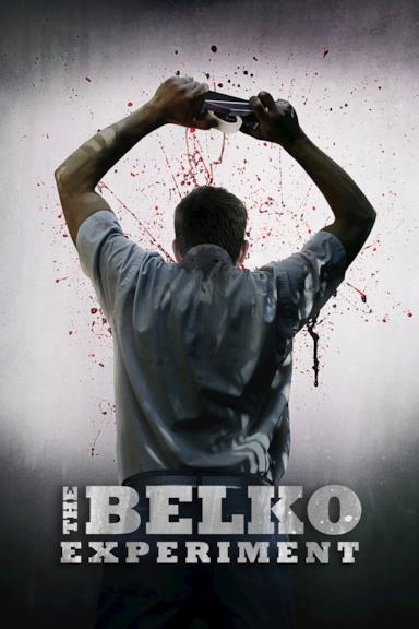 Poster The Belko Experiment - Chi sopravviverà?