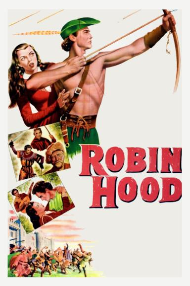 Poster Robin Hood e i compagni della foresta