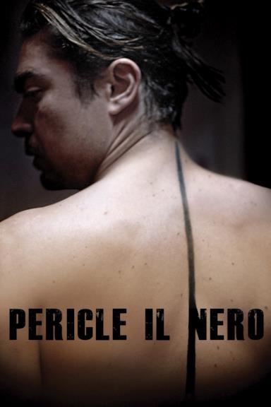 Poster Pericle il nero