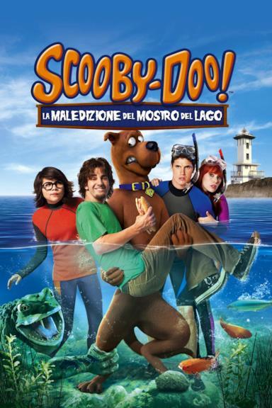 Poster Scooby-Doo! La maledizione del mostro del lago