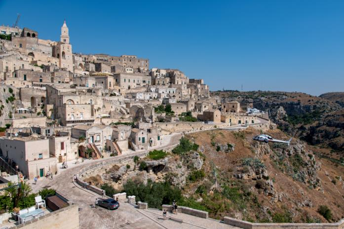 Matera in No Time To Die