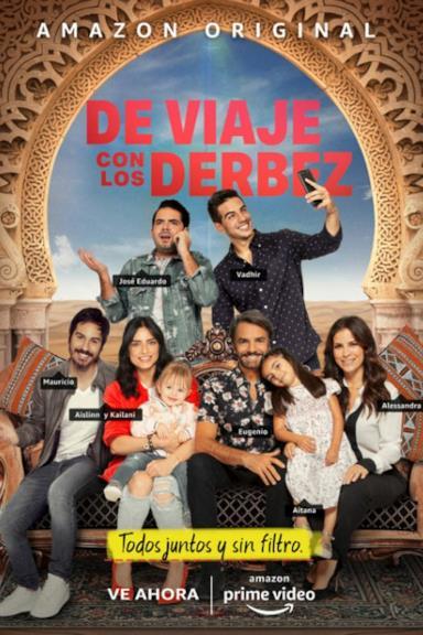 Poster De viaje con los Derbez