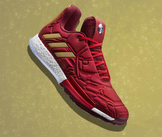 Adidas: modello Harden Vol 3 Iron Man