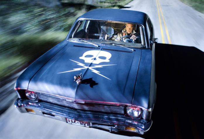 Un'immagine del film Grindhouse