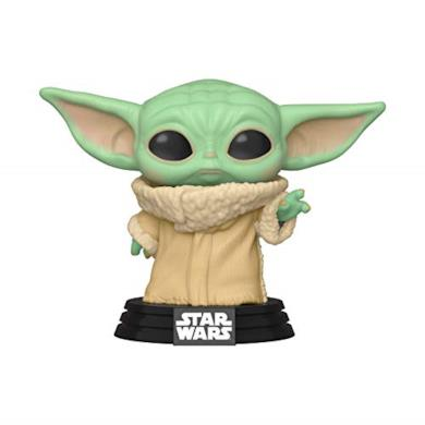 Funko- Pop Star Wars: Mandalorian-The Child Madalorian Figura da Collezione, Multicolore, 48740