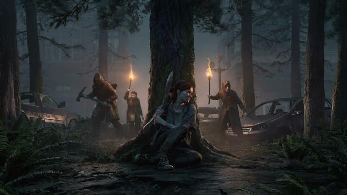 The Last of Us 2 Ellie nemici