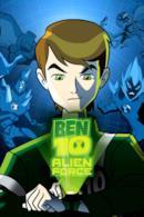 Poster Ben 10 - Forza aliena