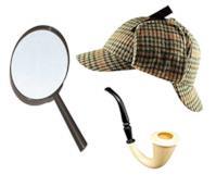 Sherlock Holmes' Set