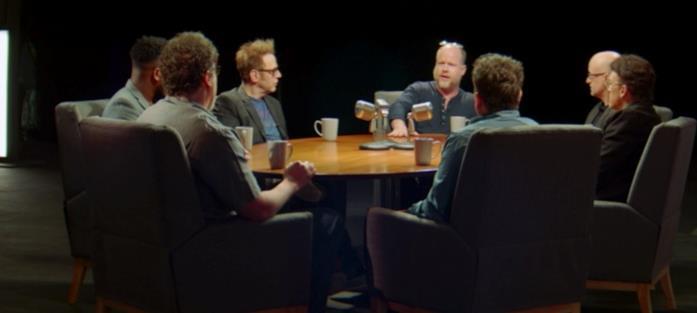 Joss Whedon parla del suo lavoro nel MCU