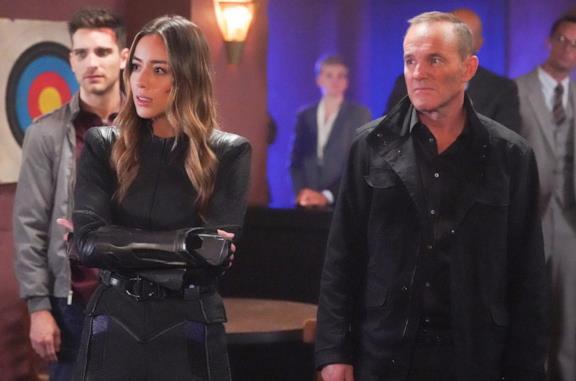Agents of S.H.I.E.L.D. ci ha detto addio nel finale di serie: ecco come
