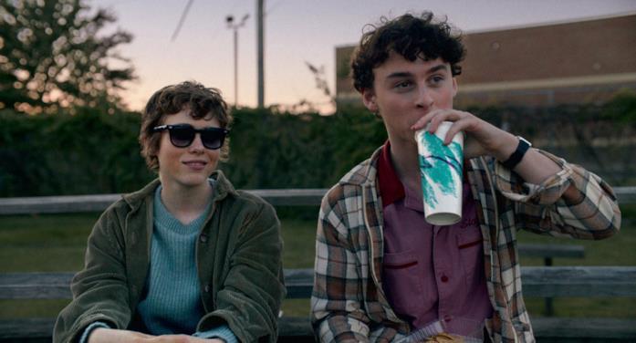 La prima stagione di I Am Not Okay With This è disponibile su Netflix